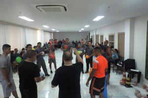 Meeting de Educação Física