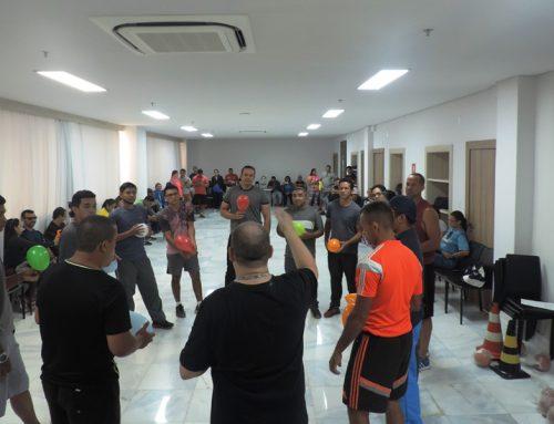 Primeira edição do Meeting de Educação Física Manaus reúne mais de 450 pessoas