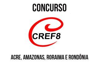 Concurso CREF 8