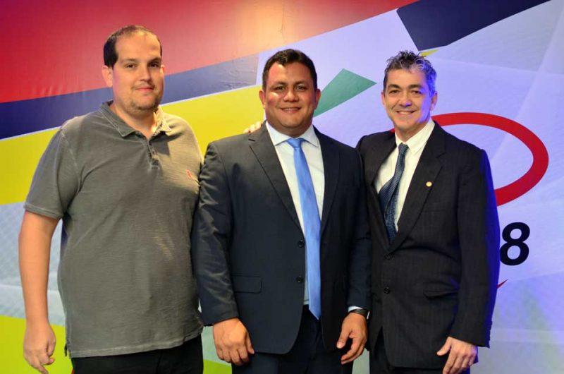 Cref8 Léo Cabral, Jean Carlo Azevedo e Eduardo Netto